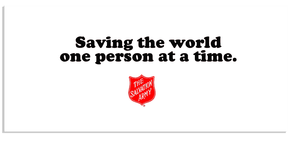 Salvation Army #3