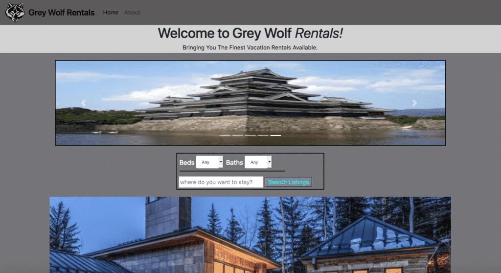 Grey Wolf Rentals